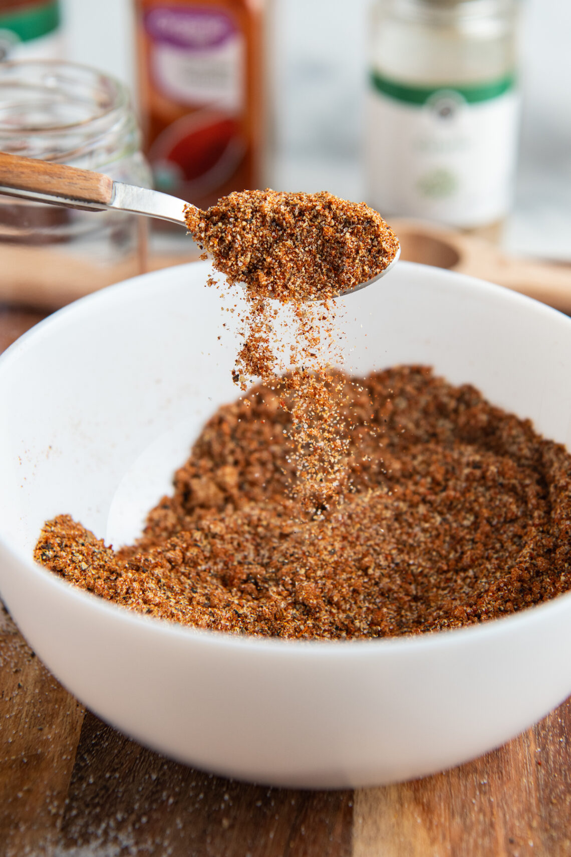 how to make easy dry rub for ribs